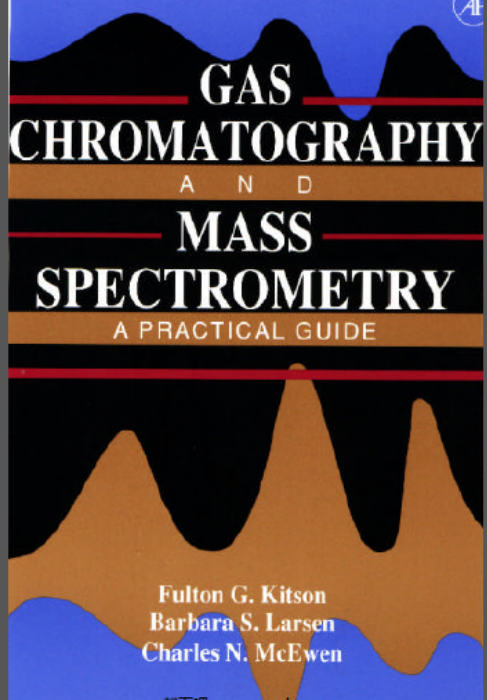 Gas Chromatography and Mass Spectrometry GC-MS的理论书- 一起下吧