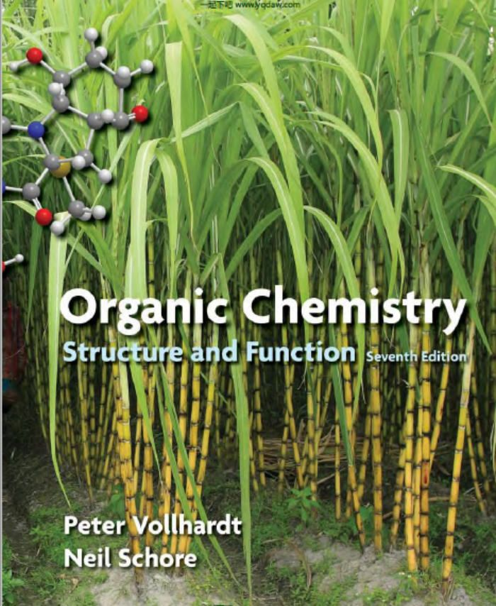 Organic Chemistry: Structure and Function, 7th Edition